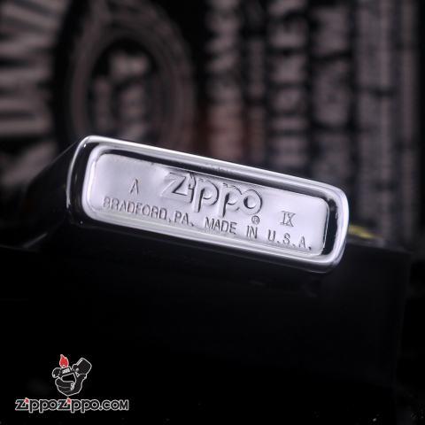 Zippo Cổ 60 year anniversary 1932-1992 Màu Bạc Sản Xuất Năm 1993