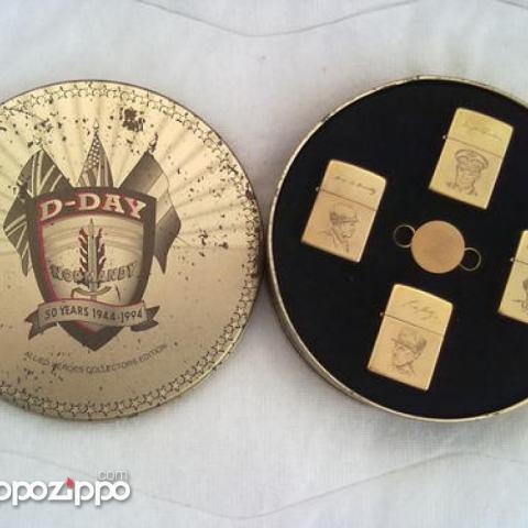 ZIPPO CỔ Zippo D-Day 1994