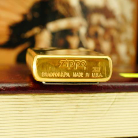 Zippo đời La Mã lịch sử chiến tranh FLYING TIGERS sản xuất 1996