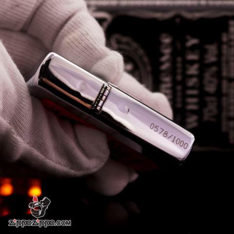 Zippo đời la mã sản xuất năm 2000 chorme bạc hình kí tự cổ đại bản  limited edition