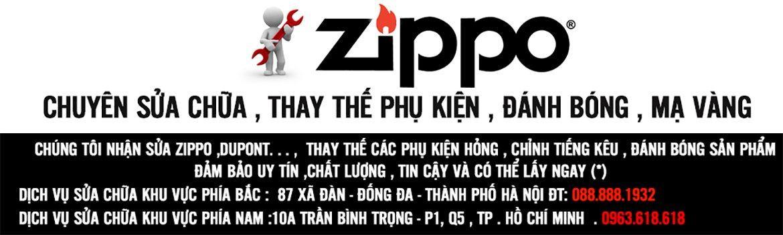 Dịch Vụ Sửa Chữa ZIppo